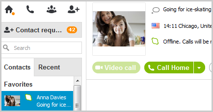 how to delete mobile number in skype profile