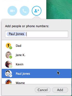 skype how to make group call