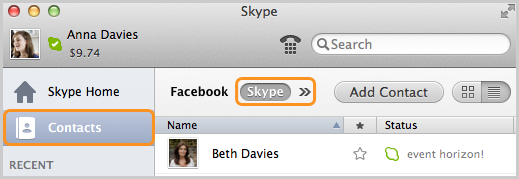 how to add 2 phone numbers skype