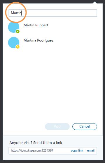 Peut on faire des rencontres sur skype
