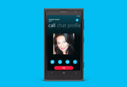 Make video and voice calls to your friends on Skype